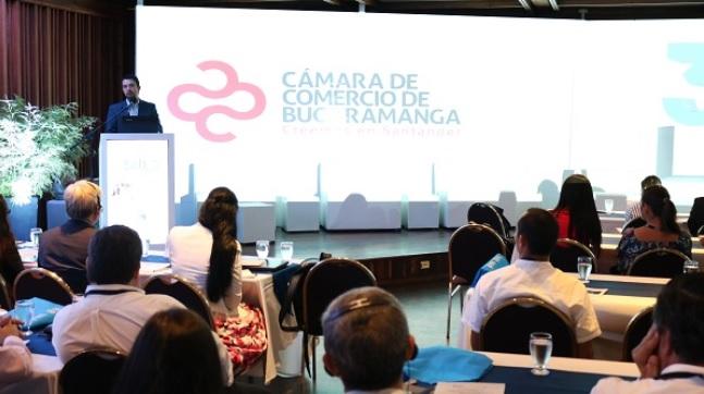 FORO DE SALUD DE LA CÁMARA DE COMERCIO DE BUCARAMANGA: SECTOR SALUD EN SANTANDER CONTINÚA CRECIENDO